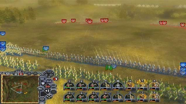 Screenshot from Real Warfare: 1242 (3/5)