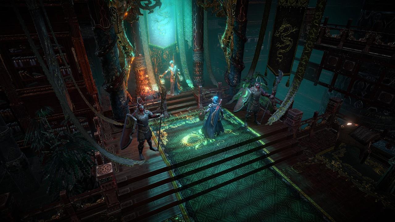 Screenshot from Shadows: Awakening (4/7)