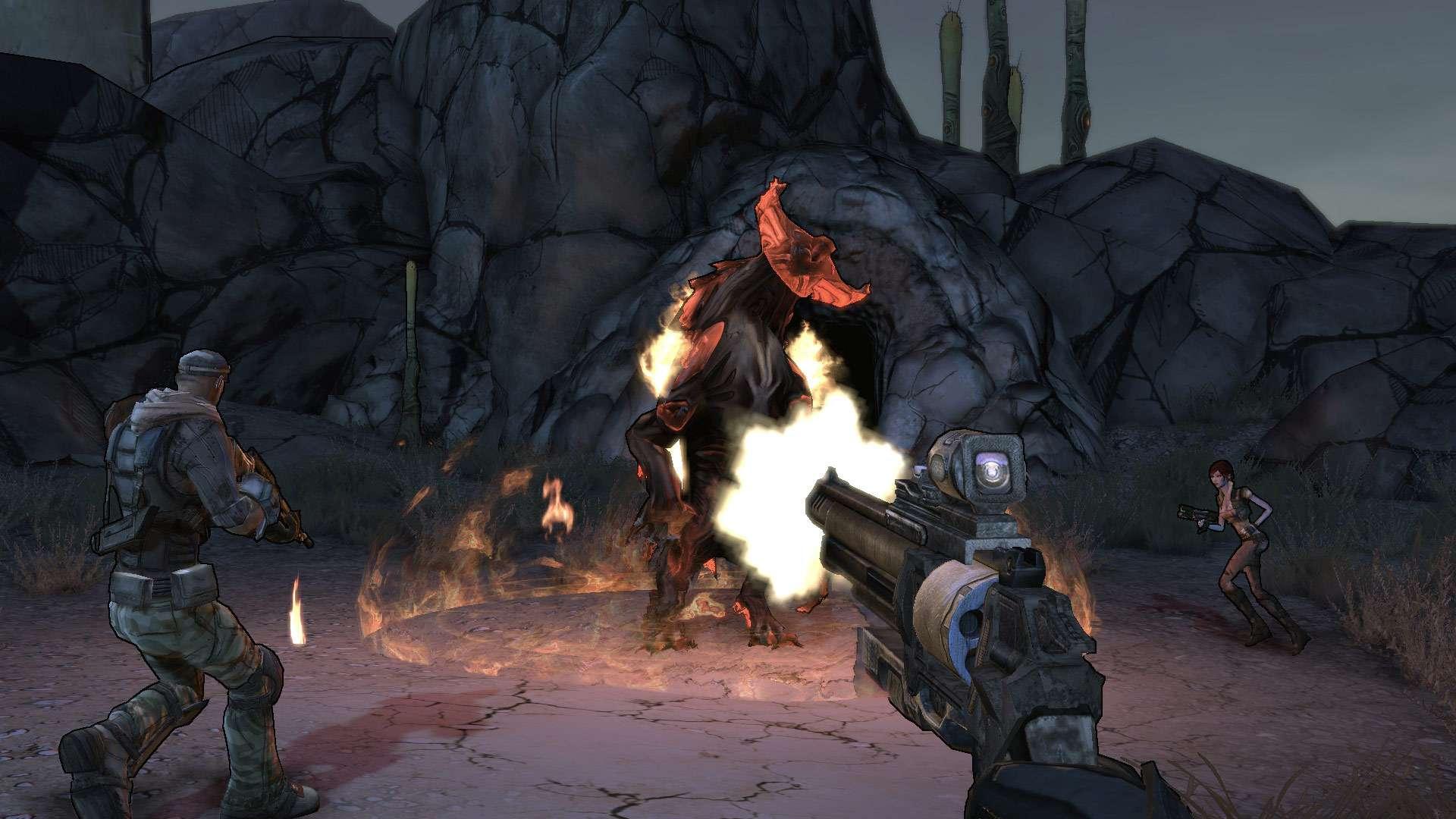 Screenshot from Borderlands (8/10)