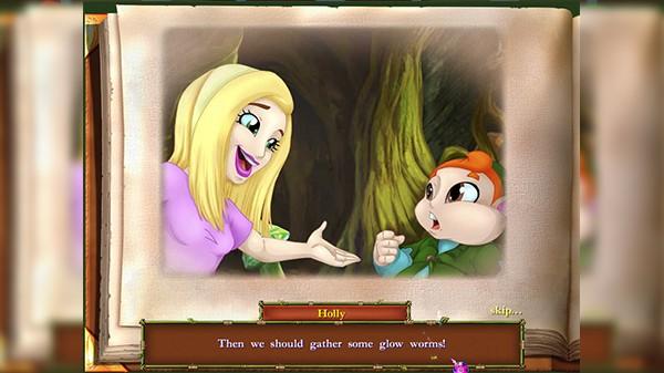 Screenshot from Holly 2: Magic Land (2/5)