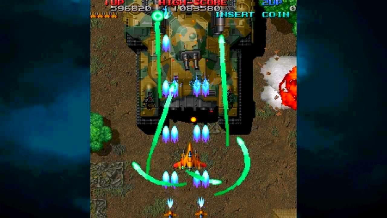 Screenshot from Raiden Legacy (4/6)