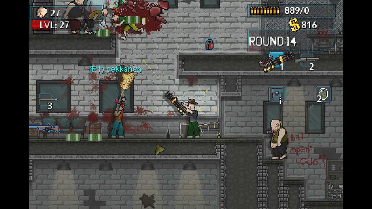 Screenshot from Zombie Kill of the Week - Reborn (4/7)