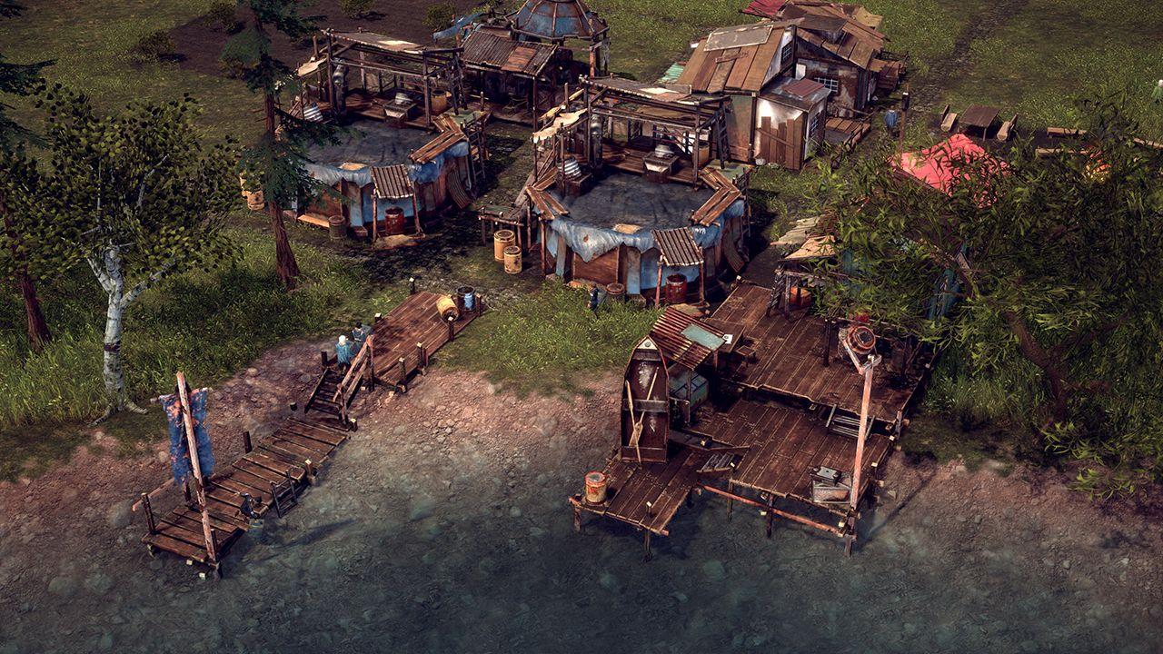Screenshot from Endzone - A World Apart (4/10)