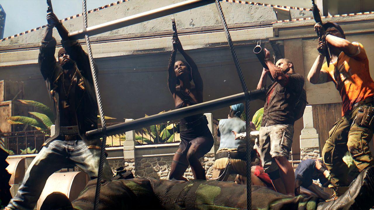 Screenshot from Dead Island: Riptide Definitive Edition (8/10)