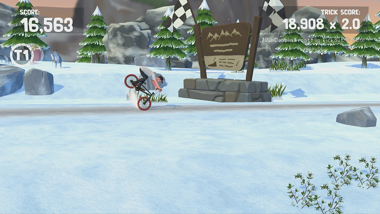 Screenshot from Pumped BMX Pro (3/5)