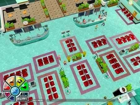 Screenshot from Hospital Tycoon (5/5)