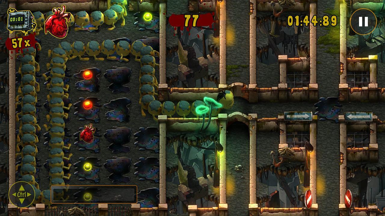 Screenshot from Zombillie (4/6)