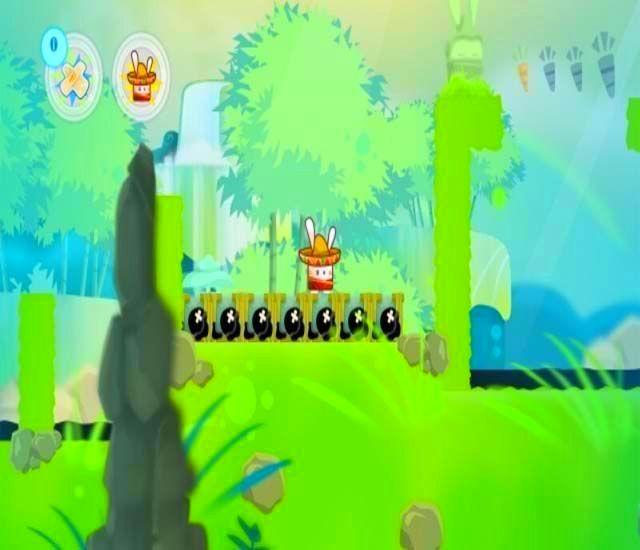 Screenshot from Kung Fu Rabbit (2/5)