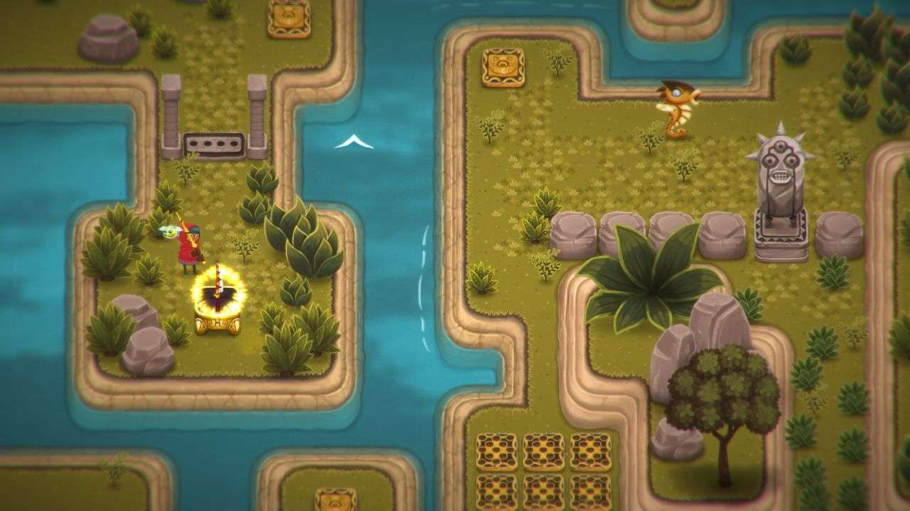 Screenshot from Legend of the Skyfish (4/9)