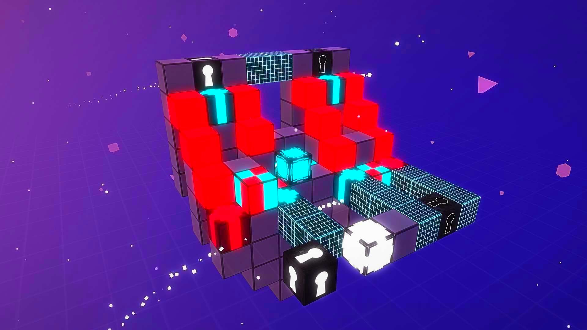 Screenshot from Cubikolor (6/7)