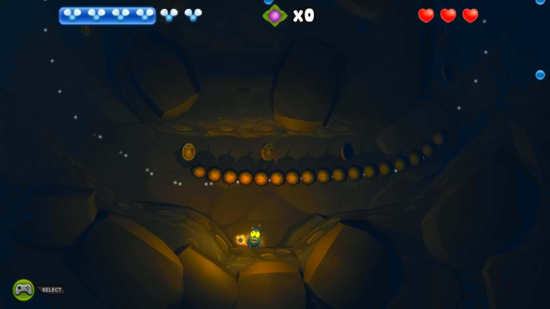 Screenshot from Shiny The Firefly (3/6)