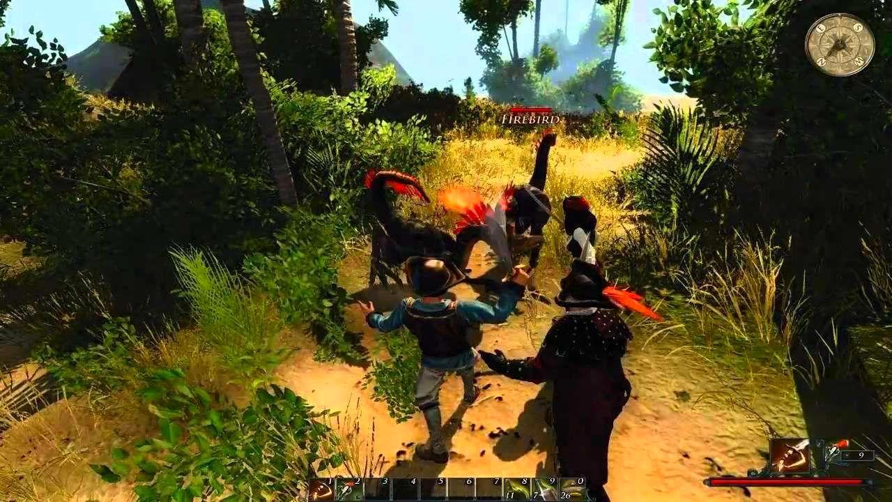 Screenshot from Risen 2: Dark Waters (5/10)