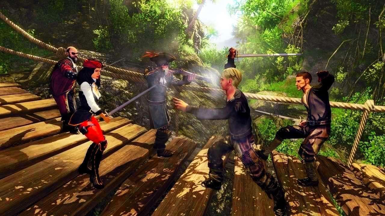 Screenshot from Risen 2: Dark Waters (4/10)