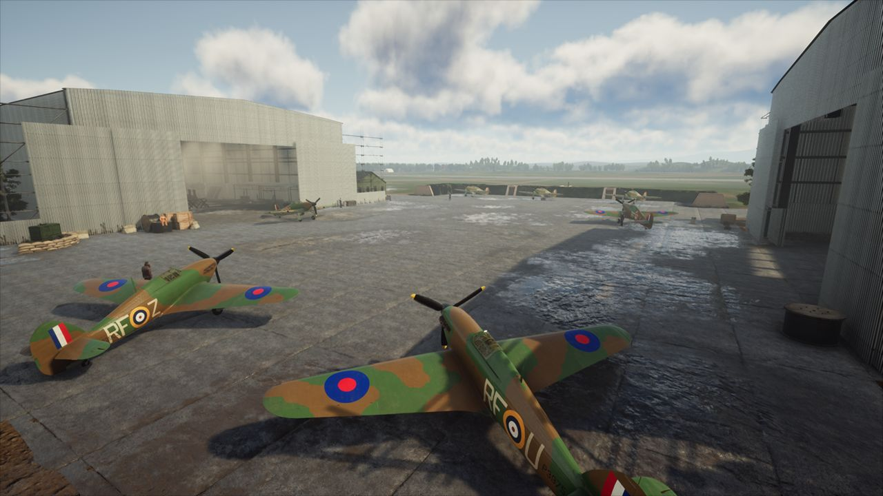 Screenshot from 303 Squadron: Battle of Britain (1/10)