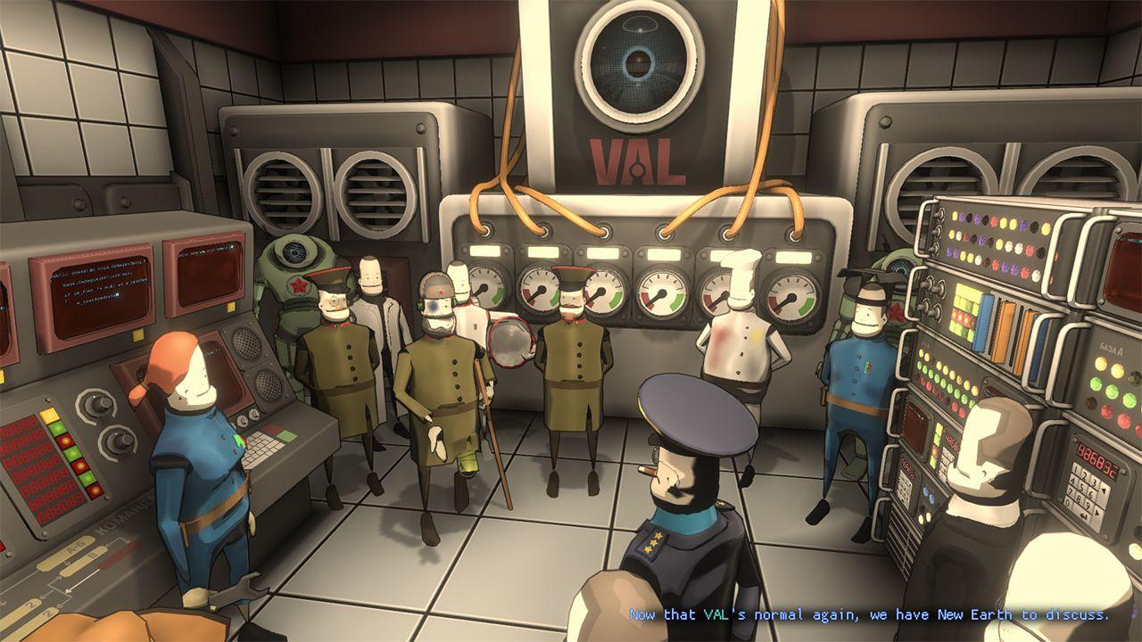 Screenshot from Kosmokrats (1/8)