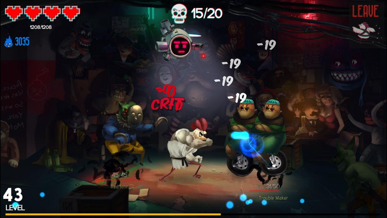 Screenshot from Chicken Assassin: Reloaded (1/10)