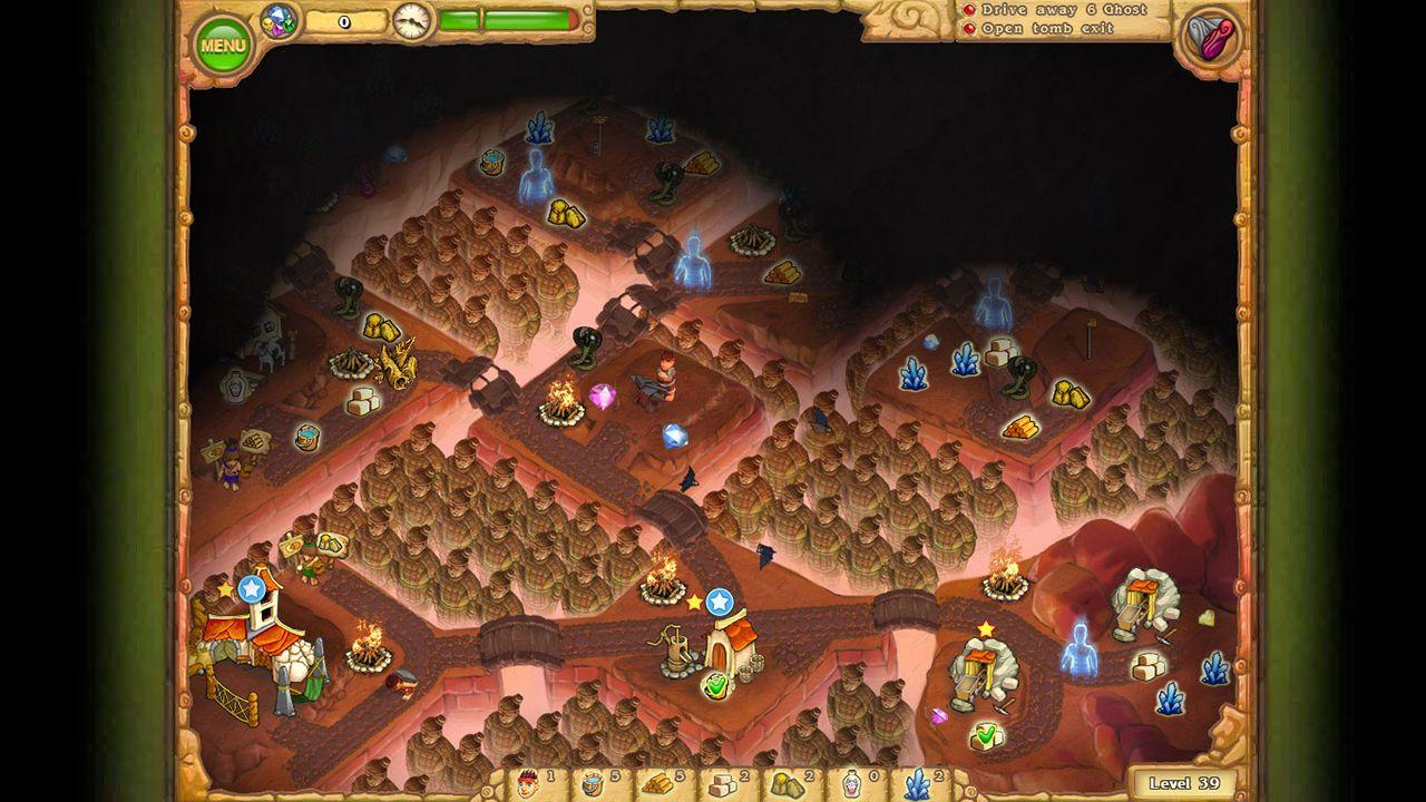 Screenshot from Island Tribe 4 (4/6)